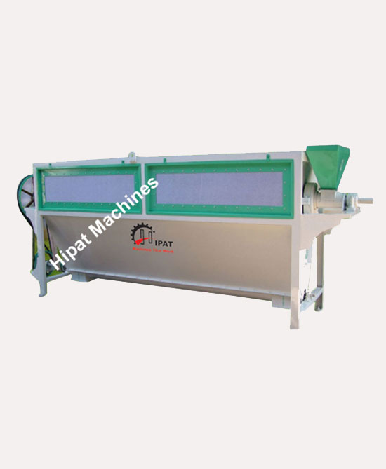 Bran Centrifugal Dressing Machine