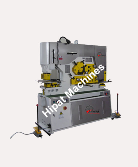 Hydraulic Iron Worker machine