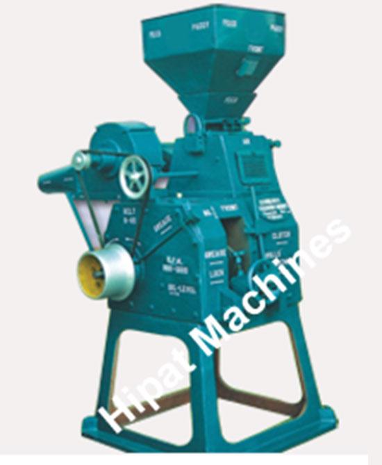Paddy Husker Machine