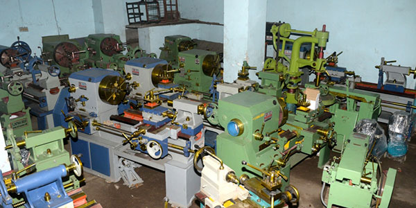 Slotting Machine Manufacturer In India