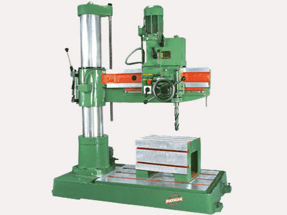 Types and features of drilling machine for large scale operations