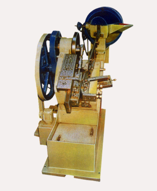 hi speed roll threading machine