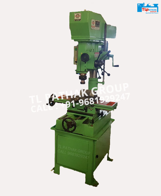 Drilling Cum Milling Machine manufacturers